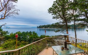 Vancouver Island Waterfront Homes